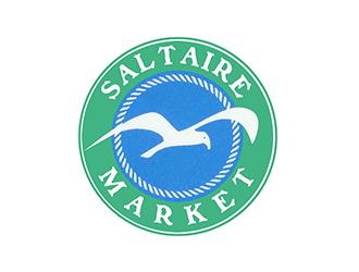 Saltaire Market logo design
