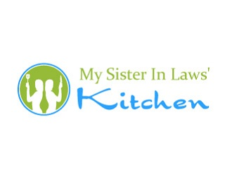 My Sister In Laws' Kitchen logo design