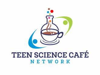 Teen Science Café Network logo design
