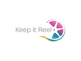 Keep it Reel logo design