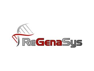ReGenaSys logo design