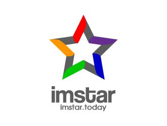 imstar logo design