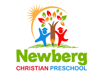 preschool logos newberg christian preschool logo design 48hourslogo 110