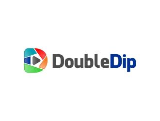DoubleDip logo design