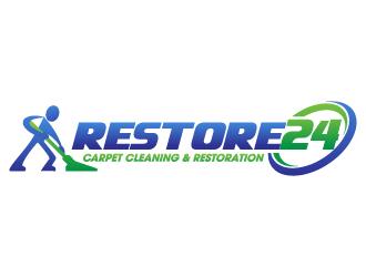 Restore 24 Logo Design 48HoursLogocom