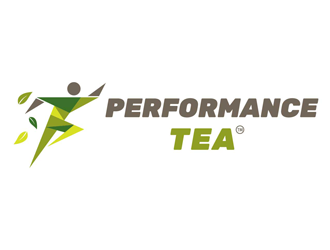 Performance Tea logo design