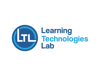 Learning Technologies Lab logo design