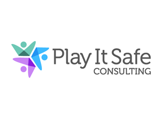Play it Safe Consulting logo design