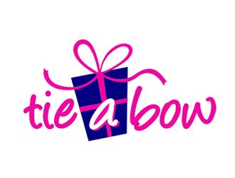Tie A Bow logo design