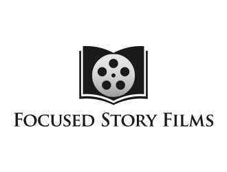 Focused Story Films logo design