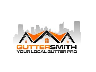 Gutter Smith    your local gutter pro logo design