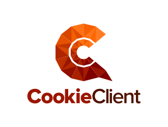CookieClient logo design