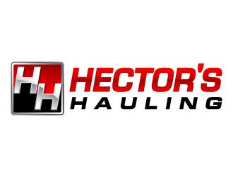 Hectors' Hauling logo design