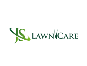 JS Lawn Care logo design