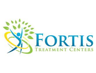 Fortis Treatment Centers logo design