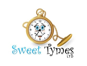Sweet Tymes Ltd logo design