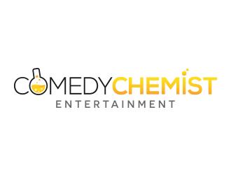 COMEDY CHEMIST logo design