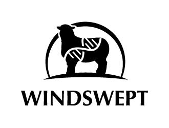 Windswept Acres logo design