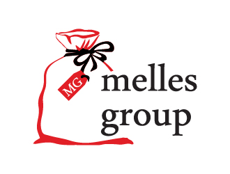 Melles Group logo design