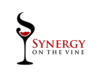 Synergy on the Vine --- This name does NOT have to be in the logo. logo design