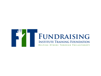 Fundraising Institute Training Foundation logo design