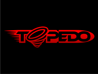 Topedo logo design