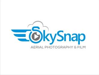 SkySnap logo design