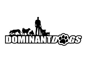 Dominantdogs logo design
