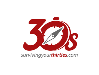 SYour30s, or SY30s or 30s - doesn't have to include any of the three logo design