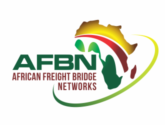 AFBN  AFRICAN FREIGHT BRIDGE NETWORKS logo design