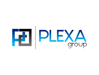 Plexagroup logo design