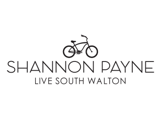 Live South Walton logo design