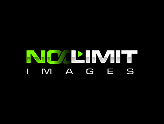 No Limit Images logo design
