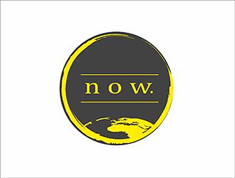 NOW logo design