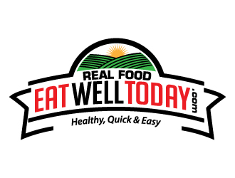 Eat Well Today logo design