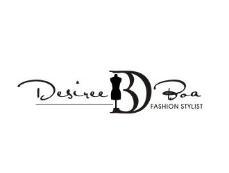 Desiree Boa logo design