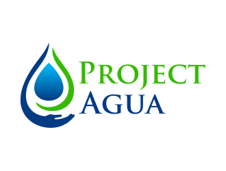 Project Agua logo design