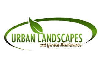 Urban Landscapes and Garden Maintenance logo design