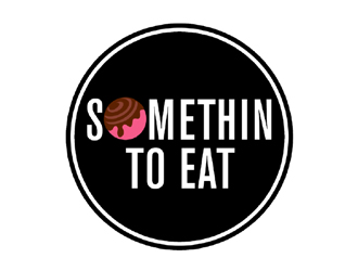 Somethin To Eat logo design