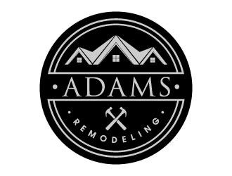 Adams Remodeling logo design
