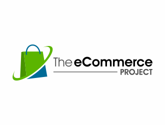 The eCommerce Project logo design