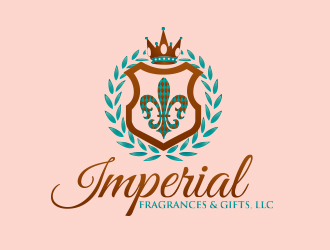 Imperial Fragrances & Gifts, LLC logo design