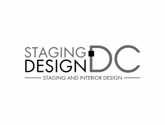 Staging And Interior Design Logo