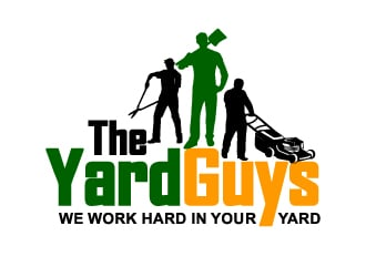 The Yard Guys logo design
