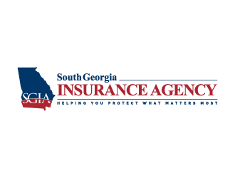 South Georgia Insurance Agency logo design