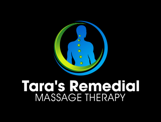 Tara's Remedial Massage Therapy logo design