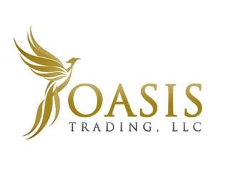 Oasis Trading, LLC logo design