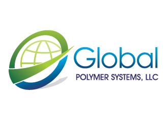 Global Polymer Systems, LLC logo design