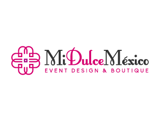 Mi Dulce México logo design