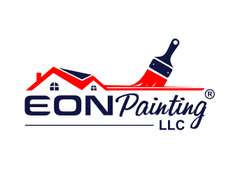 Eon Painting LLC logo design